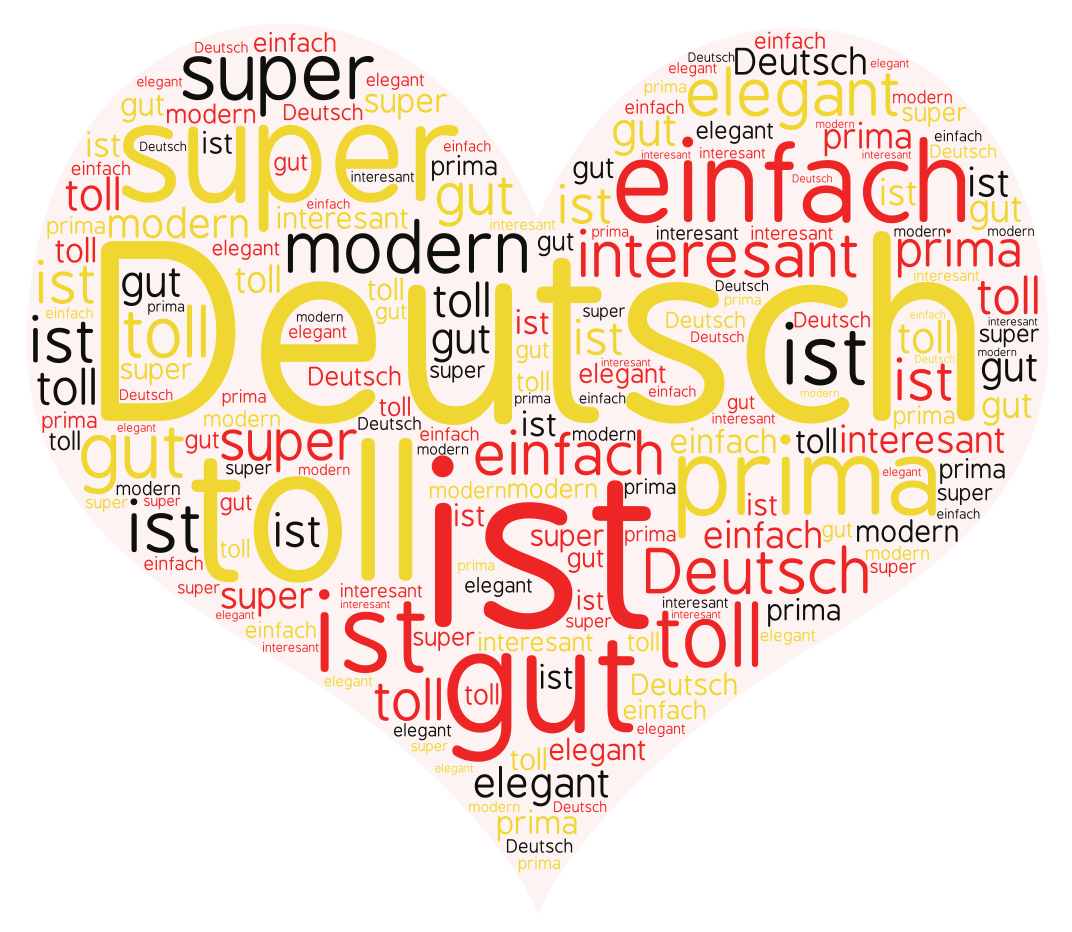 wordart deutsch