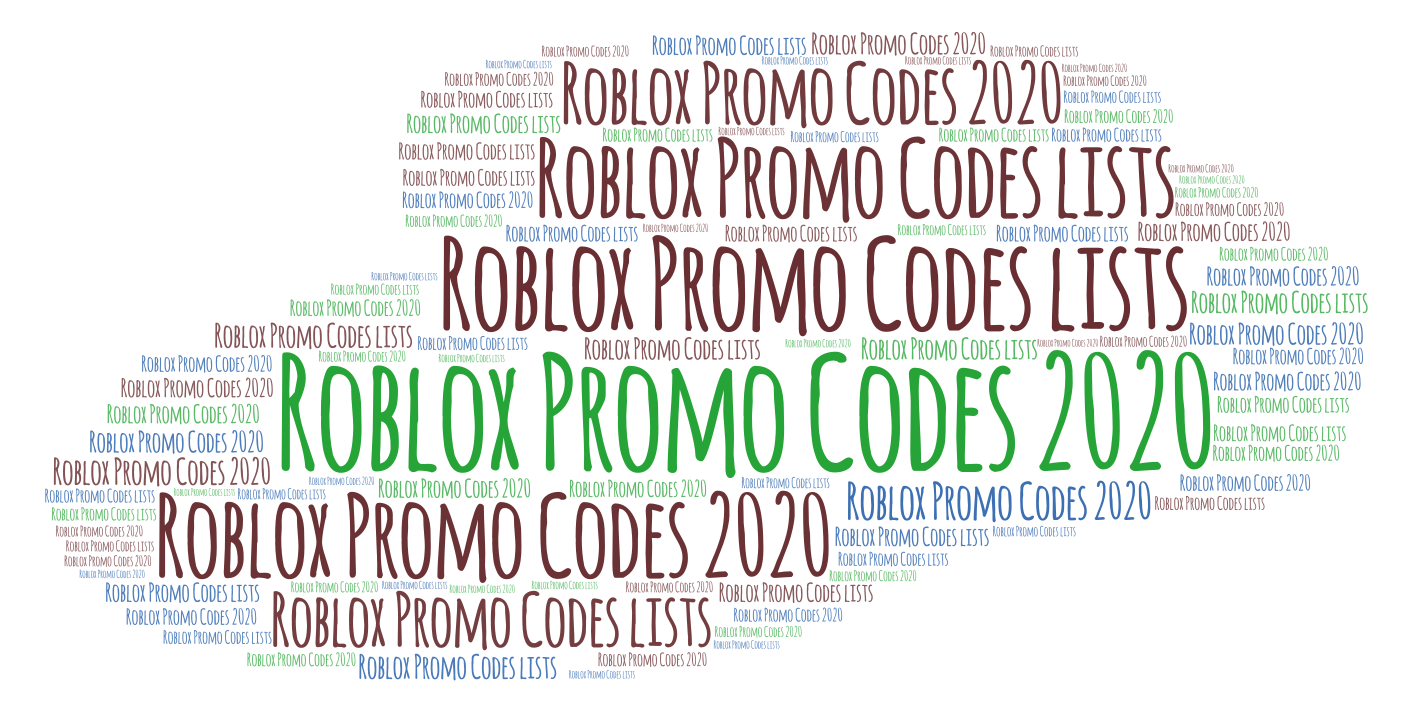 List Of Roblox Promo Codes 2020 Not Expired Roblox Promo Codes 2020 Not Expired For Robux Wordart Com