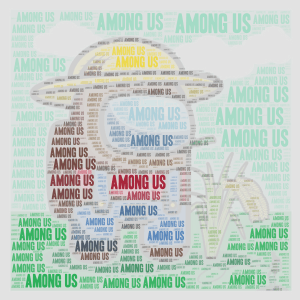 farmer amoung us charactor word cloud art