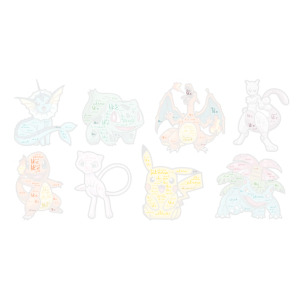 coment which is your favorite pokemon word cloud art